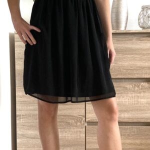Černé šaty ZARA 1