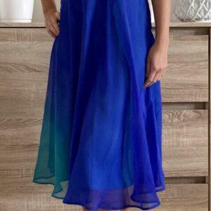 Šaty s květy č. 47