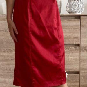 Červené šaty č.52