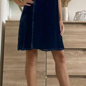 Šaty s hedvábím č.90