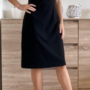 Černé šaty č. 87