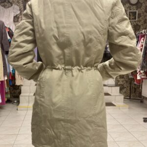 Béžová bunda