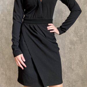 Černé šaty č. 104