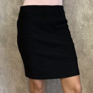 Amisu černá sukně