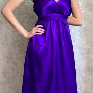 Fialové šaty č. 165