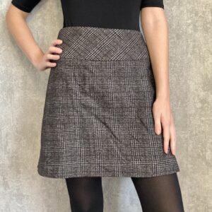 Černbílá sukně Marc O´Polo č. 36