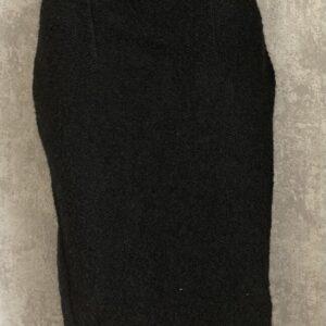 Černá teplá sukně H & M