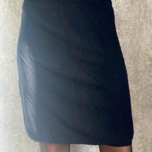 Černá sukně H&M