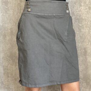 Šedá sukně ESPRIT