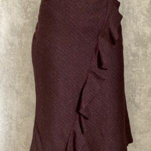 Vlněná sukně MANGO