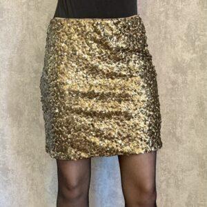 Flitrová sukně H&M