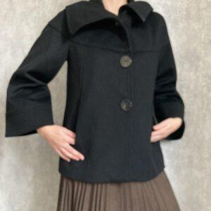 Vlněný ZARA kabátek č. 2